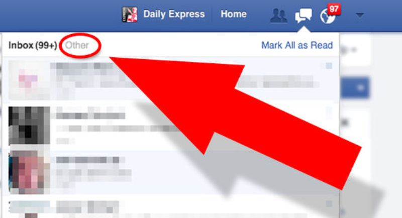 Beware of Subliminal Notification Tracking on Facebook