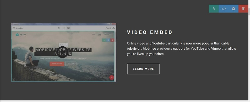 Using CSS to Embed a Video in a Website