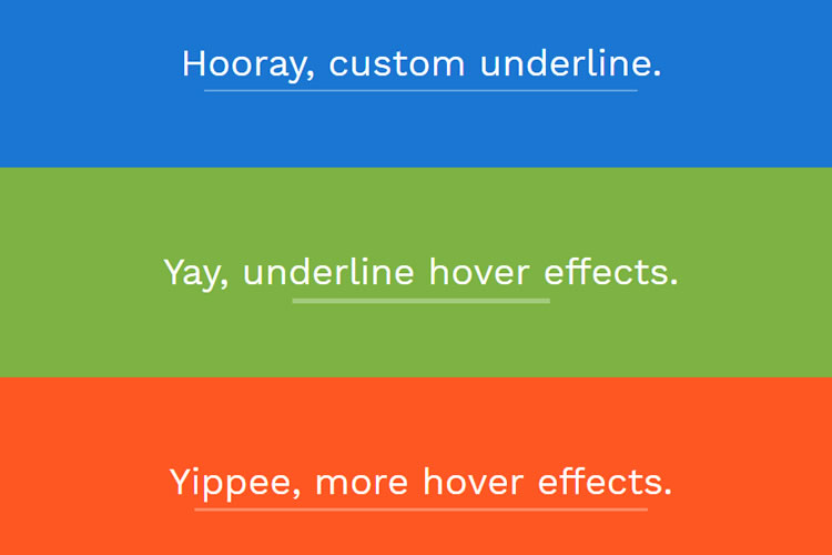 Use These Tricks to Code a Cool Text Hover Effect