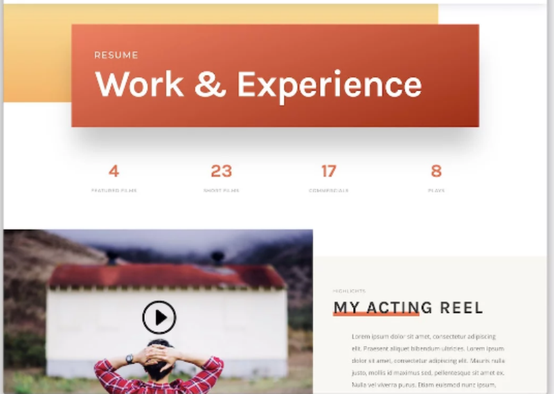 This Amazing Website is the World's Best Resume and Portfolio