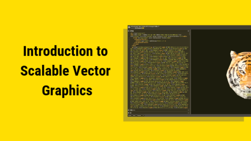 Scalable Vector Graphics Are Becoming a New Web Standard