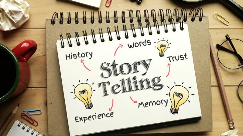 Storytelling Strategies for Improving the User Experience for Website Designs