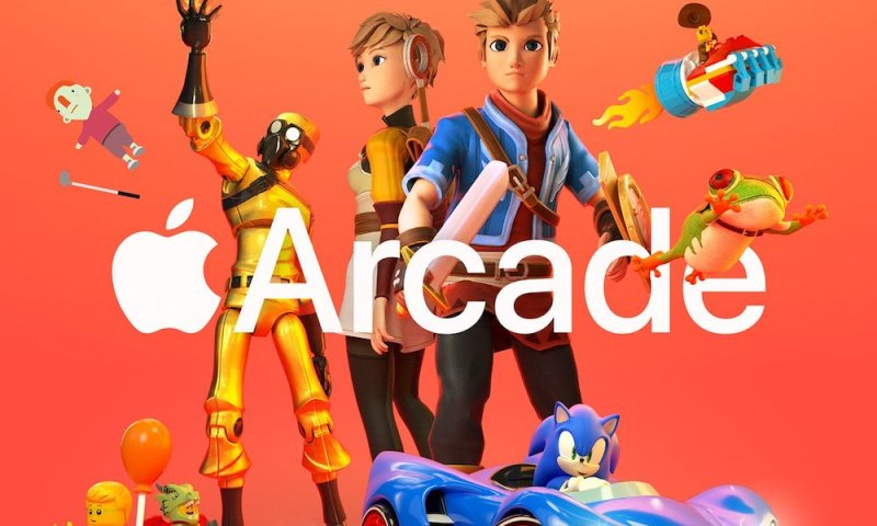Apple Releases a New Affordable Arcade App With 100 Games