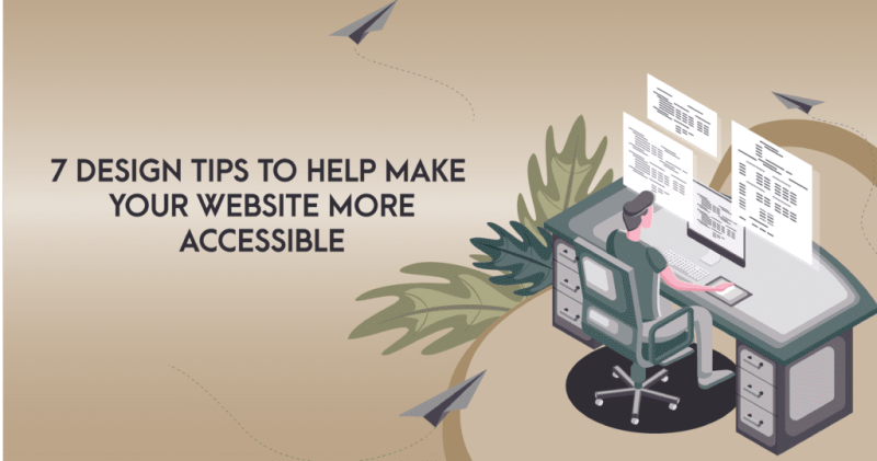 Tips on Making Sites Accessible for People Who Are Blind