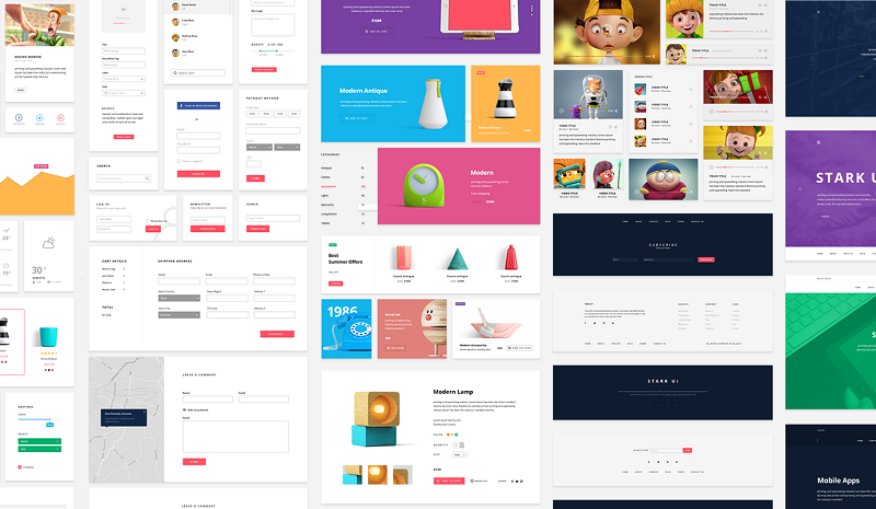 All About User Interface Design Kits