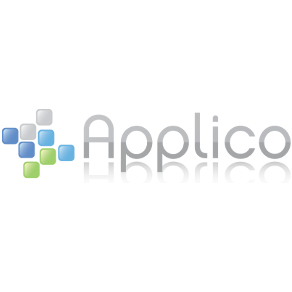 Top Android Development Business Logo: Applico