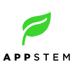 Best Android Development Agency Logo: Appstem
