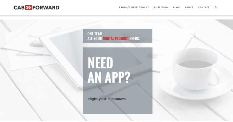 Cab forward top ipad app companies 10 best design home page of 9 top ipad app firm cab forward ccuart Choice Image