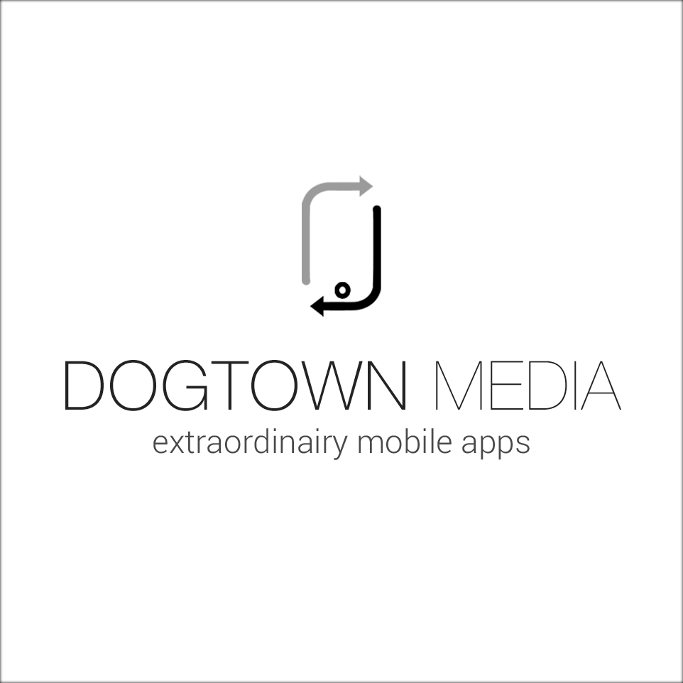 Top iPad App Firm Logo: Dogtown Media