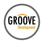 Best iPad App Business Logo: Groove Development