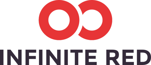Best iPhone App Development Agency Logo: Infinite Red