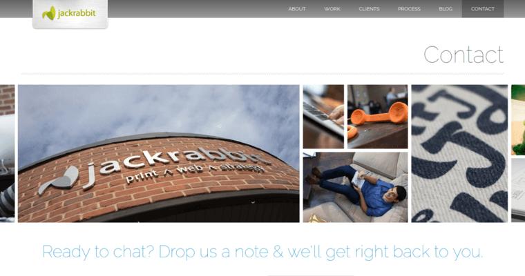 Jackrabbit top boston web design businesses best