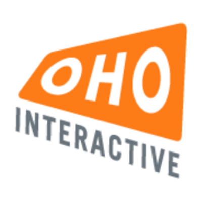 Best Boston Web Design Firm Logo: OHO Interactive