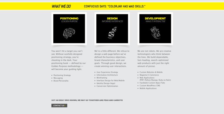 Color Jar Best Web Design Firms Chicago