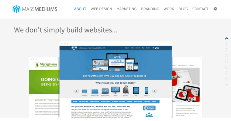 Massmediums Llc Best Web Design Firms Cincinnati