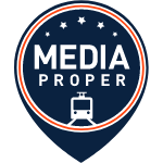 Top Custom Web Development Firm Logo: Media Proper