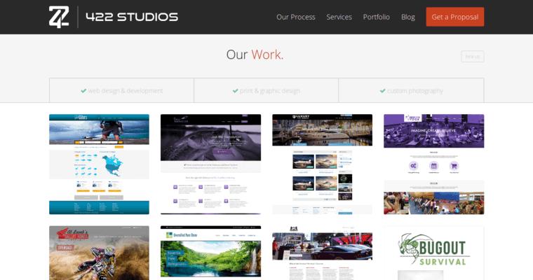 422 studios leading dallas website design firms 10 best desi