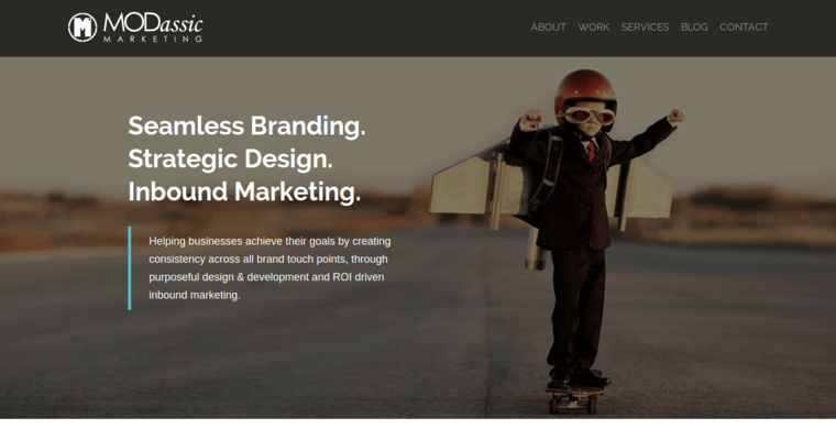 Modassic marketing best web design firms dallas for Top dallas architecture firms