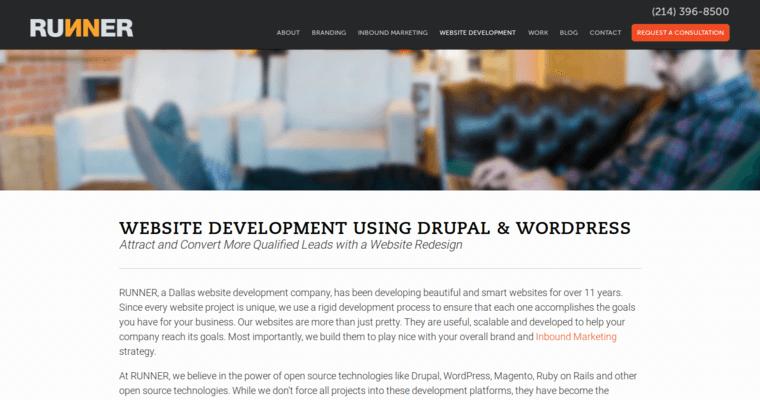 Best website copywriting services dallas
