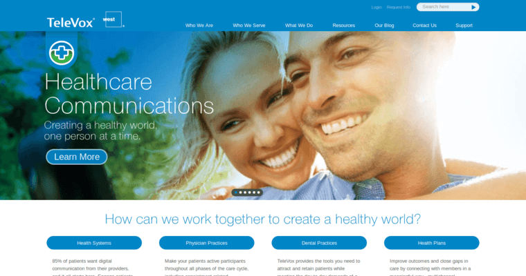 Televox | Leading Dental Web Design Agencies | 10 Best Design