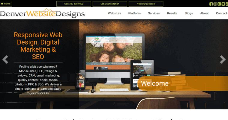 Denver Website Designs Best Web Design Firms Denver
