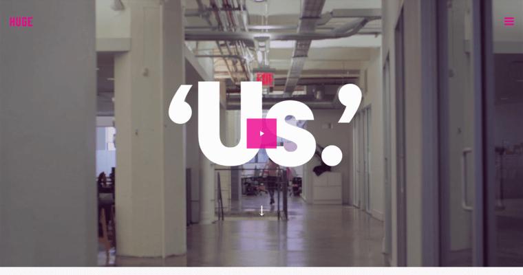 Huge Inc | Best Digital Agencies | 10 Best Design