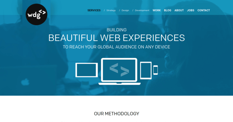 Web development group best drupal web design firms for Service design firms