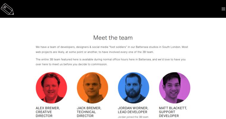 3b Digital Best Drupal Web Design Firms