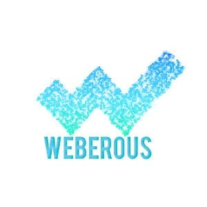Top Enterprise Web Development Agency Logo: Weberous