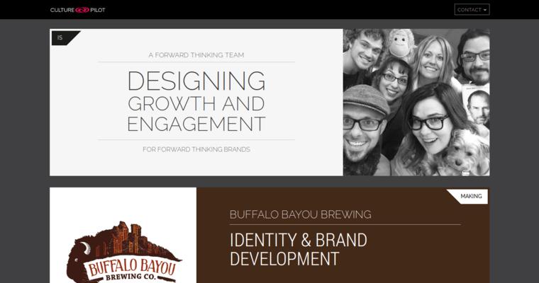 Culture Pilots Top Houston Web Design Companies 10 Best Design