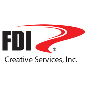 Best Houston Web Development Agency Logo: FDI Creative