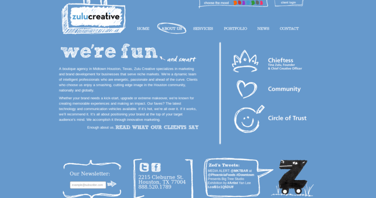 Zulu Creative Best Web Design Firms Houston