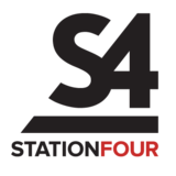Best Jacksonville Web Development Company Logo: Station Four