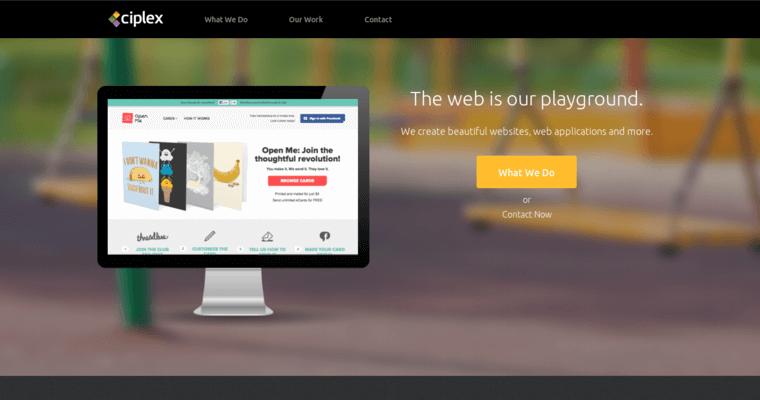 Ciplex Home Page
