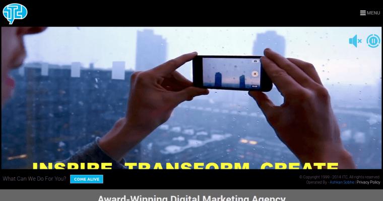 Itc best los angeles website design firms 10 best design for Top architecture firms los angeles
