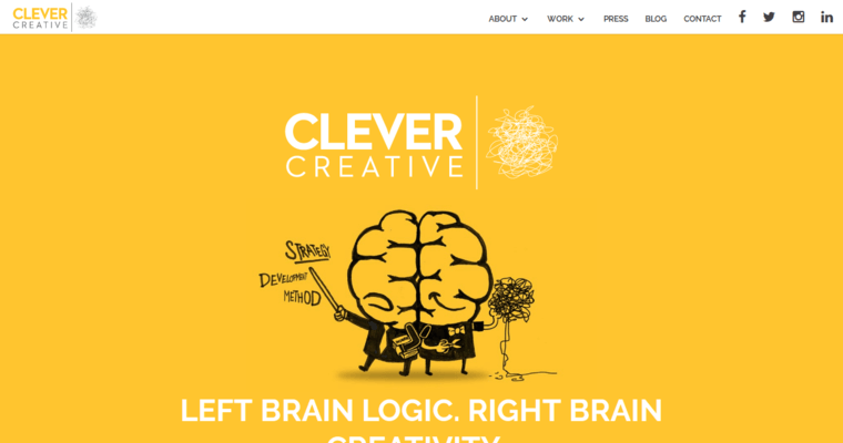 Clever Creative | Best Web Design Firms LA