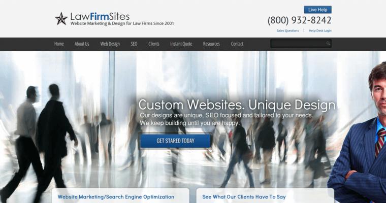 law firm sites top law web design agencies 10 best design