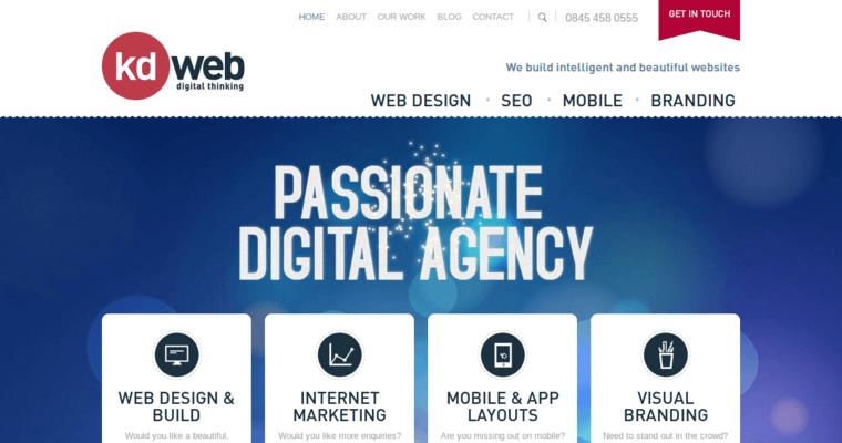Kd Web Design Best Web Design Firms London