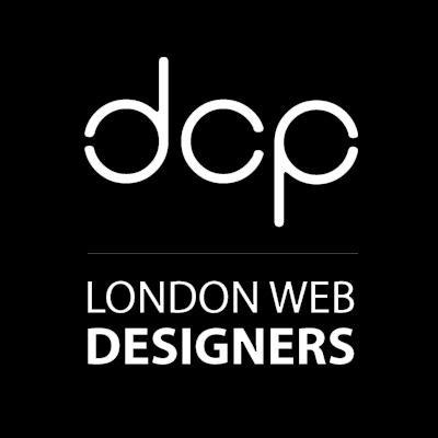 London Best London Web Development Firm Logo: DCP Web Designers