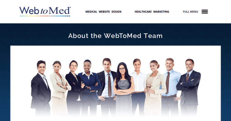 Web To Med Best Medical Web Design Companies 10 Best