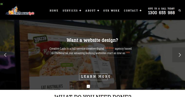 Creative Lads Top Melbourne Web Design Agencies 10 Best Design