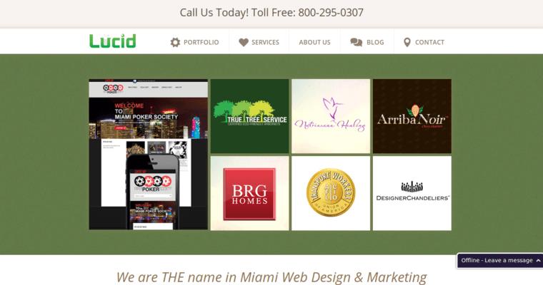 Lucid Best Miami Web Design Companies 10 Best Design