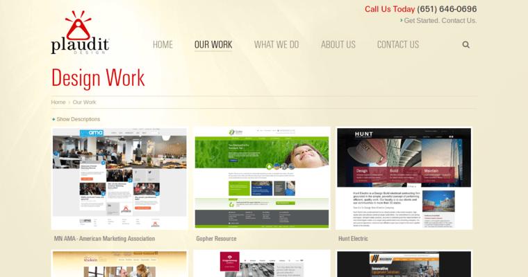 Plaudit Design | Best Web Design Firms Minneapolis