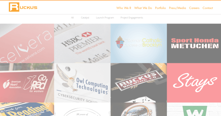 Ruckus Marketing | Best Web Design Firms NYC