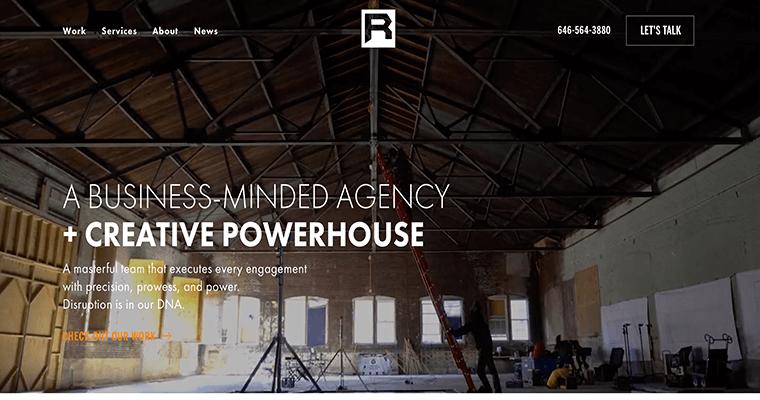 Ruckus Marketing | Best Web Design Firms NYC