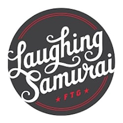 Top Orlando Web Design Agency Logo: Laughing Samurai