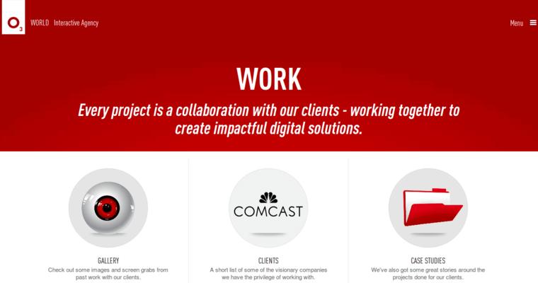 O3 World   Top Philadelphia Web Development Firms   10 Best Design