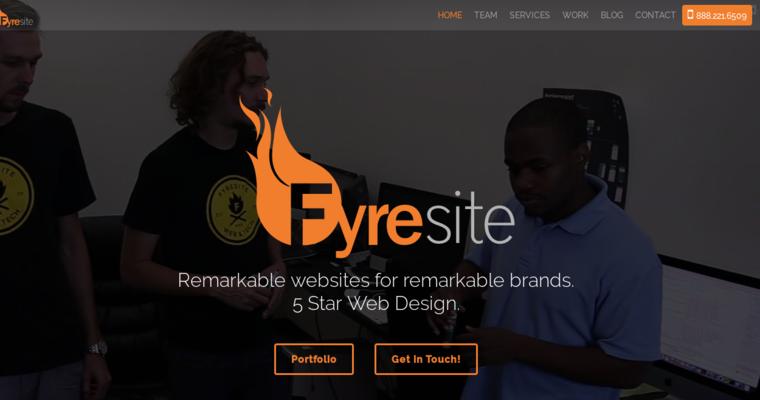 Outstanding Fyresite Best Web Design Firms Phoenix Interior Design Ideas Inesswwsoteloinfo