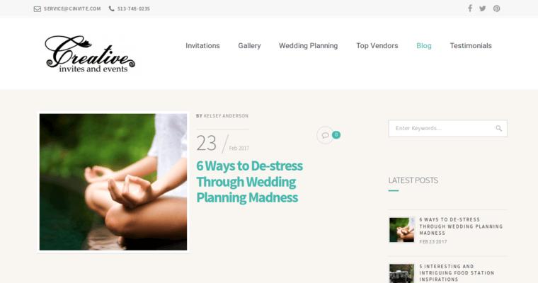 Creative invites best invitation design firms creative invites blog page stopboris Image collections