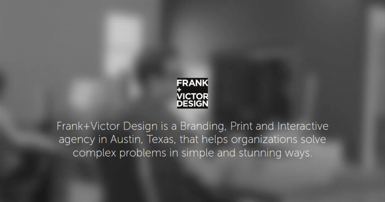 Remarkable Frank Victor Design Best Packaging Design Firms Home Interior And Landscaping Eliaenasavecom